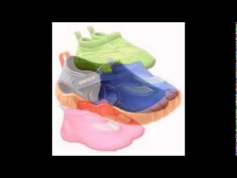 fceb7e338fc5 Toddler water shoes - YouTube