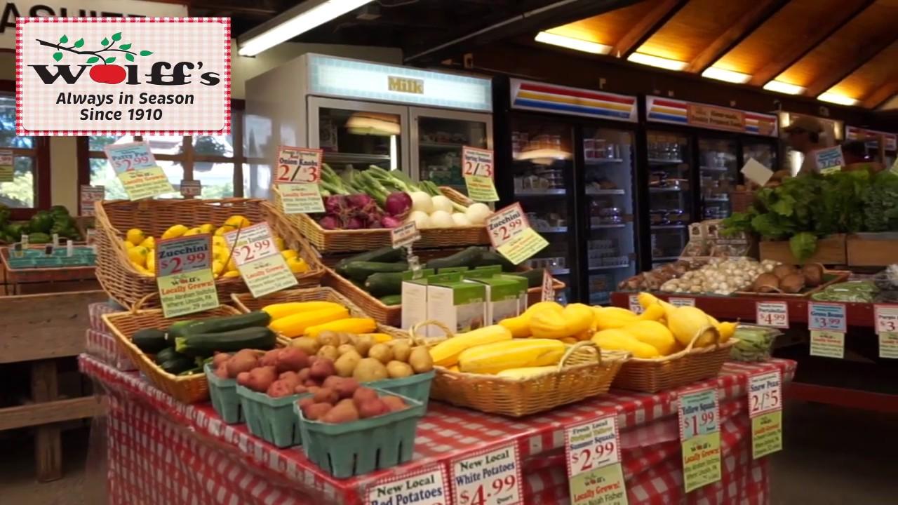 Wolff's Apple House - Local Farm Market & Garden Center in Media, PA