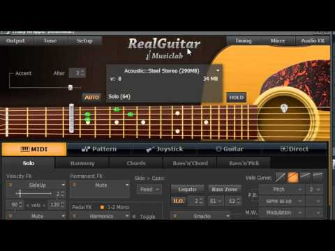 Overview of MusicLab's New Version 3 of the RealGuitar, RealStrat, and RealLPC...
