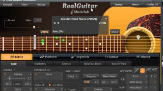 �������� ���� Overview of MusicLab's New Version 3 of the RealGuitar, RealStrat, and RealLPC... ������