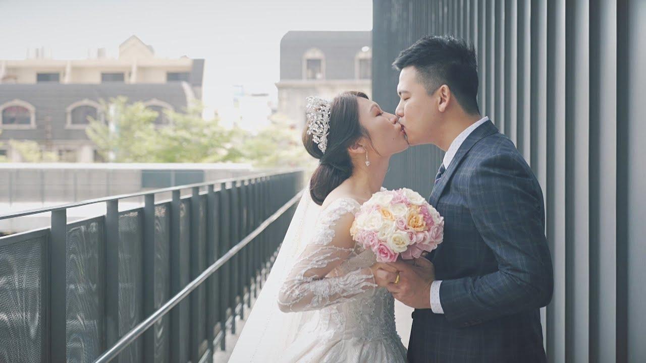 台北婚錄推薦/SDE當日快剪快播/八德彭園宴客/鈞齊+怡靜