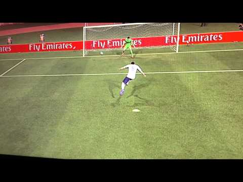 Frank Lampard penalty on 2014 FIFA World Cup
