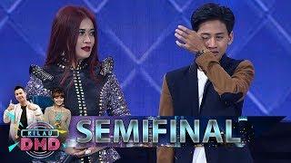 Keren!! Nando Nangis Tersedu Sedu Setelah Mengalahkan Dona, Selpi, Dewi  - Semifinal  DMD (26/1)