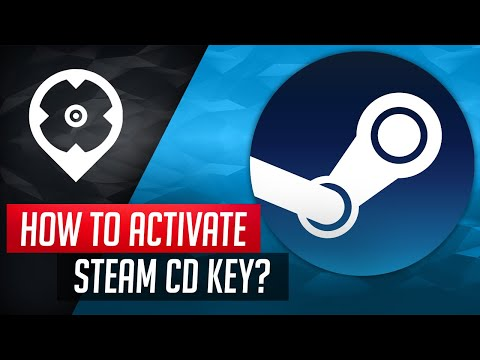 How To Activate Steam CD Key?