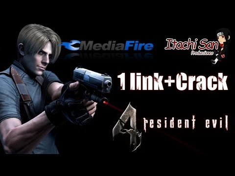 Descargar e instalar Resident Evil 4 PC+1link+MediaFire+Full+Crack