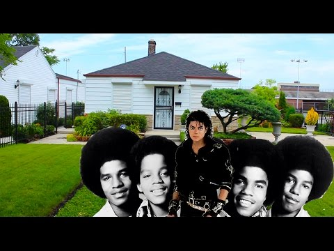 2016 Tour of Michael Jackson Childhood Home (Gary IN)