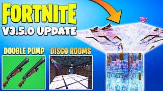 Fortnite *PORT-A-FORT* Has a SECRET, DOUBLE PUMP is BACK (HUGE PATCH UPDATE) | Chaos