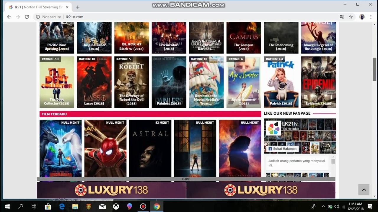 Cara Download Film Di Lk21 Youtube - Wulan