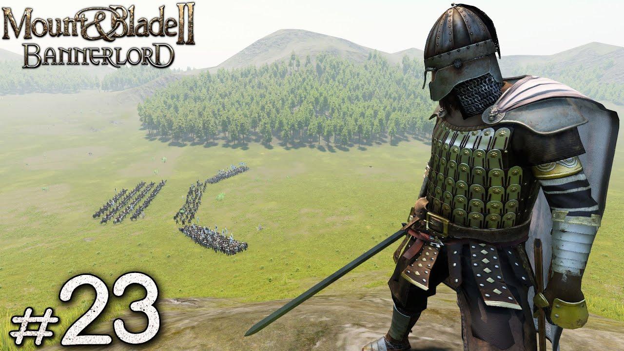 สงครามต้องมี (การแผนรบที่ดี) - Mount and Blade 2 Bannerlord ไทย Part-23