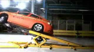 BMW X6 (2009) CRASH TEST
