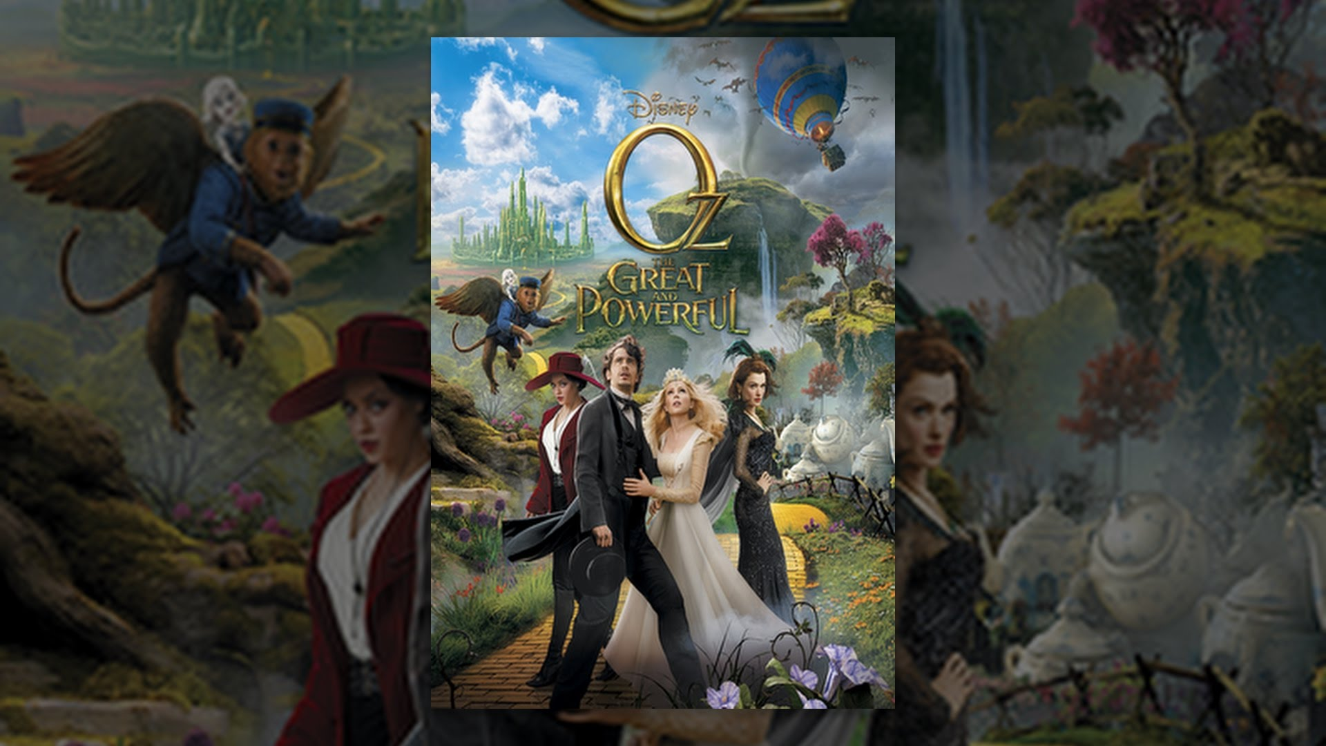 Download Oz The Great And Powerful