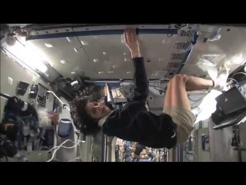 Almaz space station in american documentary (english)