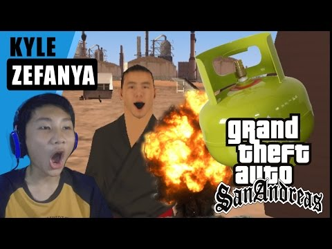 DIKERJAIN ORANG GILA – Grand Theft Auto Extreme Indonesia (DYOM #32)