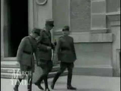 Tirana-Albania in 1936