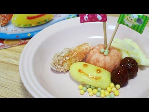 포핀쿠킨 - 오코사마 런치 / popin cookin - Okosama Lunch