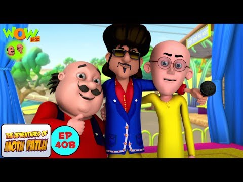 Hero No 01 - Motu Patlu in Hindi WITH ENGLISH, SPANISH & FRENCH SUBTITLES thumbnail