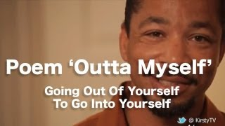 "Prison Rap Song & Poem ""Outta Myself"" On How He Found Himself While Spending 16 Years In Prison"