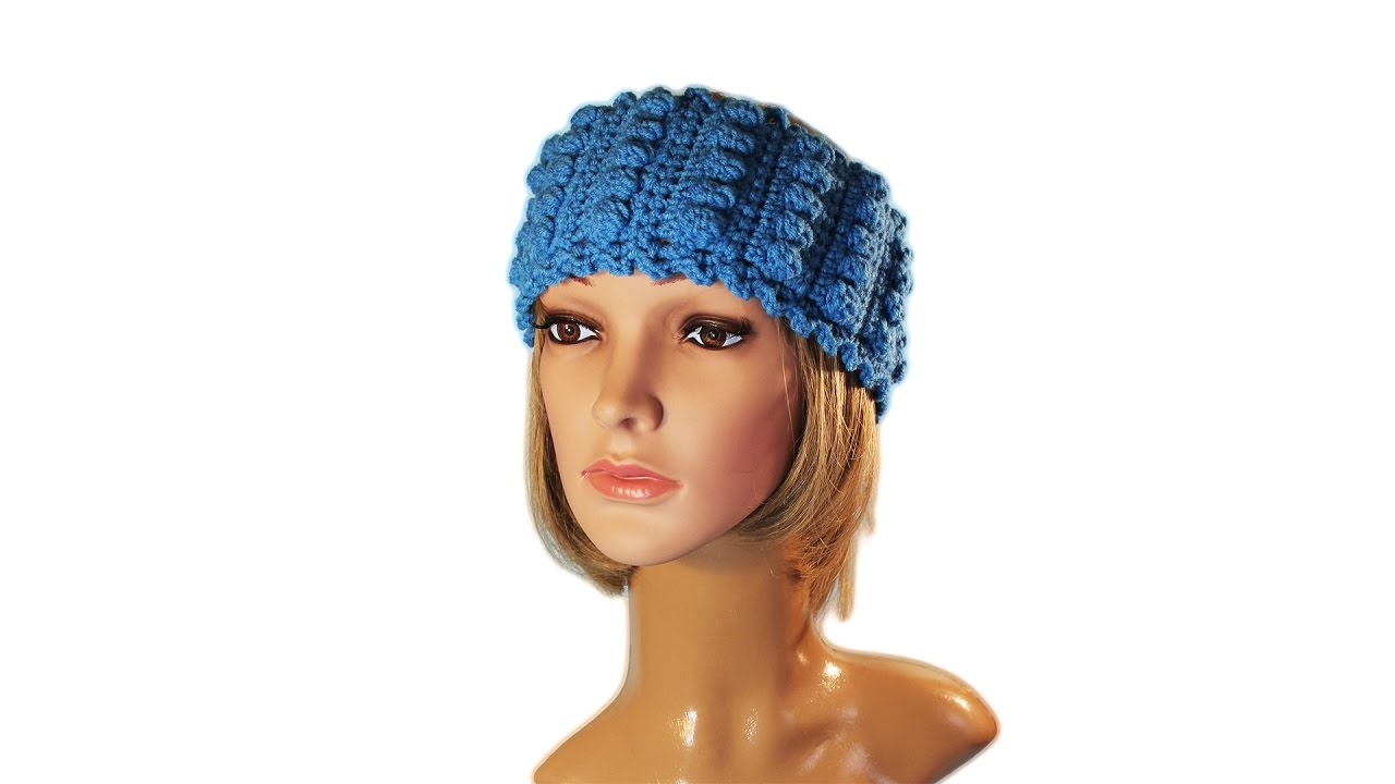 Crochet Ear Warmer #Headband #WWWIKA crochet - YouTube