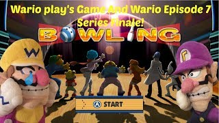 Wario play's Game And Wario Episode 7 (Series Finale!)