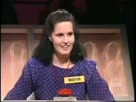 Press Your Luck (October 3, 1983): Randy/Clay/Martha