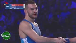 Владимир Габулов и Ирэна Хубулова | Спортивный интерес