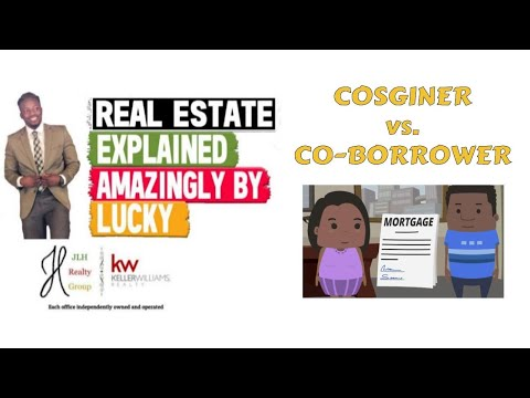 what's-the-difference-between-co-borrower-&-co-signer?----||-real-estate-explained-#183