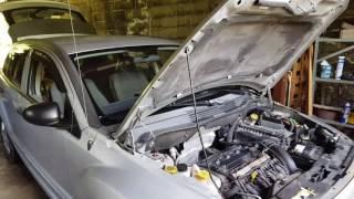 2007 Dodge caliber won't start