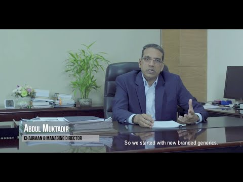 Incepta Pharmaceuticals Ltd at a glance - YouTube