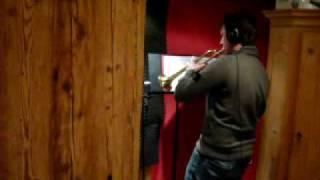 Crazy Trumpet Cadence; Green Hornet; Solo; Kadenz; Herbert Zimmermann