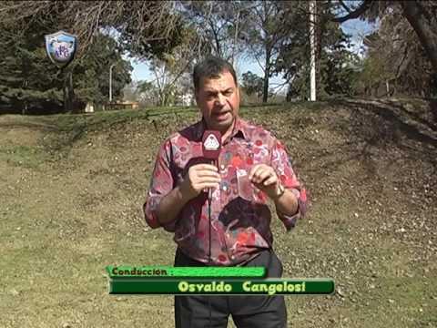 A Puro Golf con Rodriguez Magnasco en el San Miguel Golf Hotel