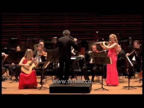 Similia-Concerto tradicionuevo 2, Nadia Labrie (flute) and Annie Labrie (guitar)