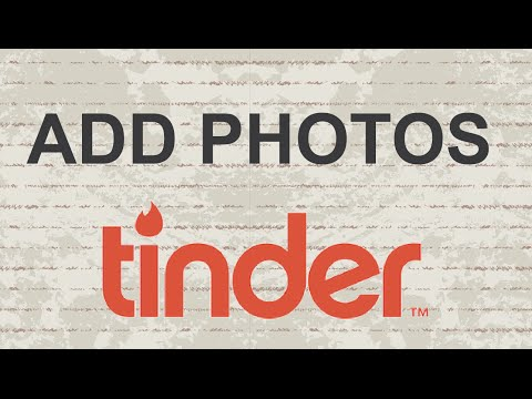 How to Add Photos on Tinder from YouTube · Duration:  1 minutes 40 seconds