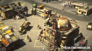 Command & Conquer 2013 (Generals 2) Alpha Gameplay Trailer