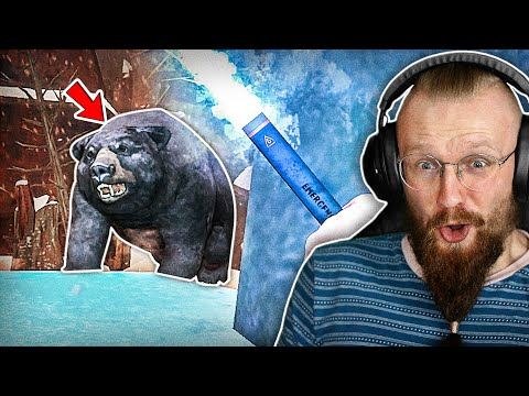 I Left My Home and Encountered This Dangerous BEAR! - The Long Dark
