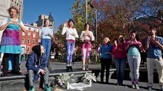 Transgender Day of Remembrance FLASH MOB