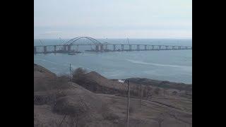Путин анонсировал запуск автодорожной части Крымского моста в ближайшие месяцы