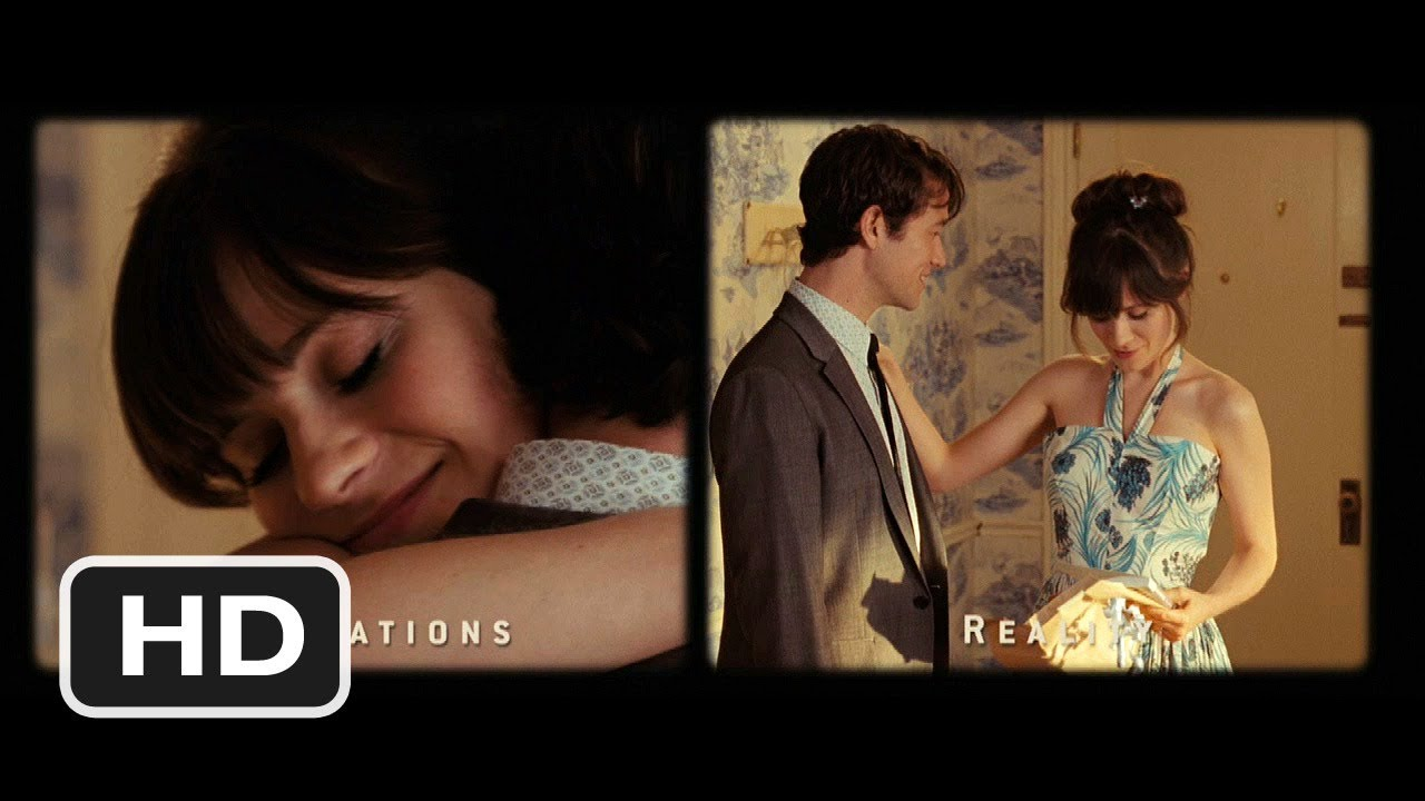 (500) Days of Summer #4 Movie CLIP - Expectations Versus Reality (2009) HD