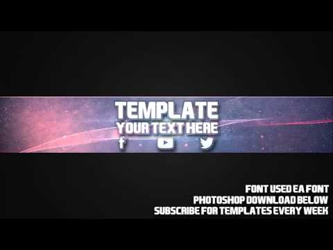 Gta 5 channel art template photoshop hd funnydog tv for Cool youtube channel art templates