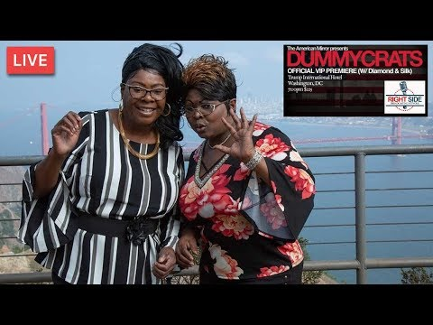 "🔴LIVE: RSBN at the Premiere of Diamond and Silk's Movie ""Dummycrats"""