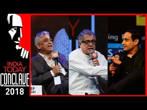 Democratic Newsroom | Derek O'Brien Grills India Today Anchors At India Today Conclave 2018