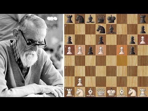 The Immortal Pawns Game - 17 Consecutive Pawn Moves by White