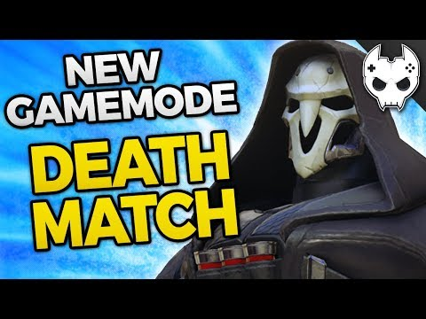Overwatch NEW GAMEMODE - DEATHMATCH + TEAM DEATHMATCH