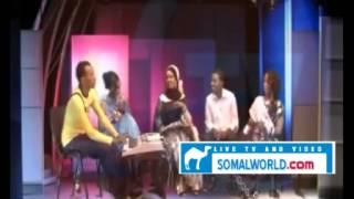 Jawaabtii: Mursal Muuse, Axmed Wali Furinleh, Khadra Sanimo iyo Asmo Love