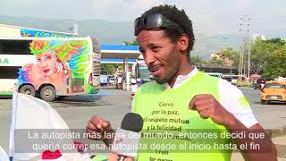 Entrevista con Mulget Amaru   Recorre desde la Patagonia hasta Alaska   Telepacífico Noticias