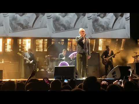 Morrissey - Jim Jim Falls (first ever play) - Live in Leeds March 6th 2020