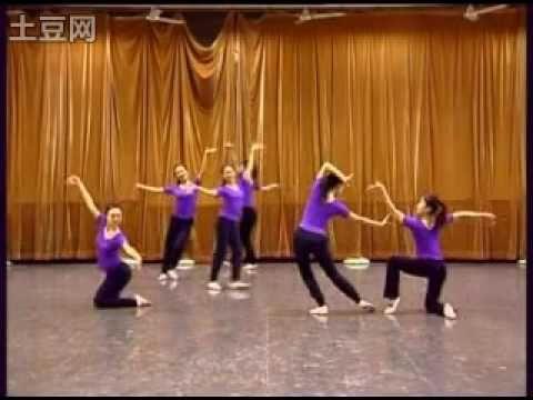 傣家女儿情(傣族女子群舞)