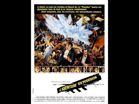 L'AVENTURE DU POSEIDON de Ronald Neame (1973) Bande Annonce