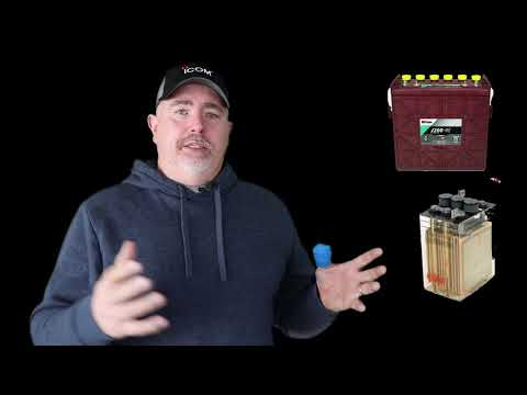 Off Grid Battery discussion Part 1