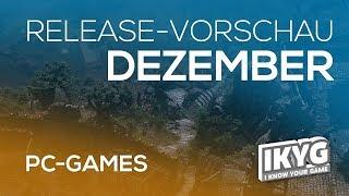 Games-Release-Vorschau - Dezember 2017 - PC
