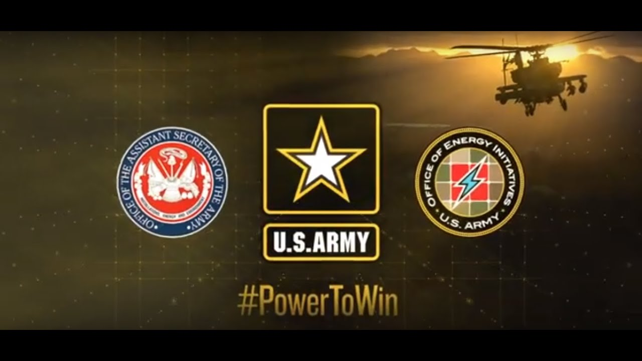October is Energy Action Month. Find out why secure and reliable access to energy is vital for the U.S. Army to have the Power to Win.